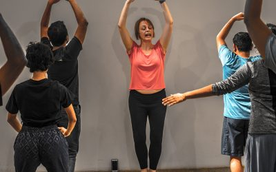 How to take a workout class abroad